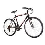 Bicicleta Thunder, Track, 18 Velocidades, Preto