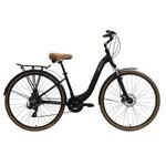 Bicicleta Tito Urban Premium Id Disc 2019 - Preto Fosco