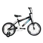 Bicicleta Top Lip Cross Aro 16 Aero Preto - Mormaii