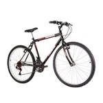 Bicicleta Track Bikes Thunder Ii, Aro 26, Freios V-brake, Preta