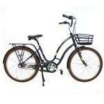 Bicicleta Urbana Anthon Aro 26 - Grafite