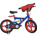 "Bicicleta X-Bike 14"" Superman - Brinquedos Bandeirante"