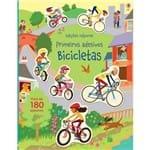 Bicicletas - Primeiros Adesivos
