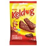 Bifinho Keldog Cães Adultos e Filhotes Churrasco - 65g