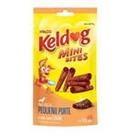 Bifinho para Cães Keldog Mini Bites Pequeno Porte 50 Gramas Sabor Carne