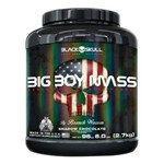 Big Boy Mass - 2700g - Shadow Chocolate - Black Skull