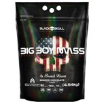 Big Boy Mass Refil 4,54Kg Chocolate - Black Skull