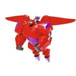 Big Hero 6 - Boneco Baymax Chama Voadora com Hiro - Sunny