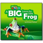 Big Lesson For Little Frog - Level 2 - Big Book -