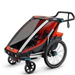 Bike Trailer Carrinho Infantil P/ 1 Crianças Thule Chariot