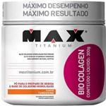 Bio Colagen 300 G - Max Titanium - Colágeno Hidrolisado em Pó