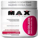 Bio Colagen Hydrolyzed - 150g - Max Titanium (Tangerina)