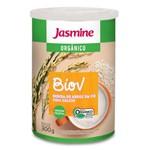 Biov Arroz + Cálcio em Pó Jasmine - 300g (rende 2 Litros)