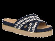 Birken Feminino Conforto Tanara T1601 Jeans | Dtalhe Calçados