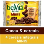 Bisc Belvita Mini 42g- Pc Cacau e Cereais