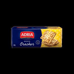Biscoito Adria Crackers 200g