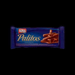 Biscoito Adria Palitos Crocantes Cobertos com Chocolate 70g