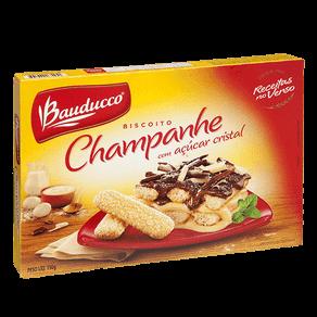 Biscoito Bauducco Champanhe Açúcar Cristal 150g
