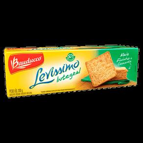 Biscoito Bauducco Levíssimo Integral 200g