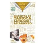 Biscoito de Tapioca Linhaça e Amaranto 50g