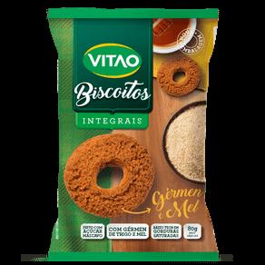Biscoito Gérmen e Mel 80g