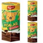 Biscoito Koalas Chocolate 6 Unidades 37g Bauducco