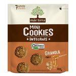 Biscoito Mãe Terra Orgânico Integral Granola e Mel 120g