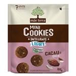 Biscoito Mãe Terra Orgânico Integral Light Cacau Coco 120g