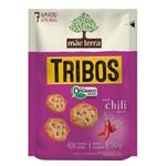 Biscoito Mãe Terra Tribos Salgado Orgânico Integral Chili 50g