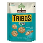 Biscoito Mãe Terra Tribos Salgado Orgânico Integral Gergelim 50g