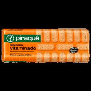 Biscoito Piraquê Maizena Vitaminado 200g