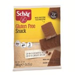 Biscoito Sem Glúten Snack de Chocolate Tipo Wafer - Schar
