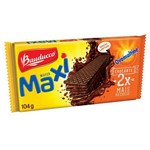 Biscoito Wafer Maxi Ovomaltine 104g - Bauducco