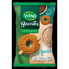 Biscoitos Integrais de Aveia 200g
