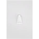 Bisnaga Plástica 60gr C/10un Branca/Leitosa