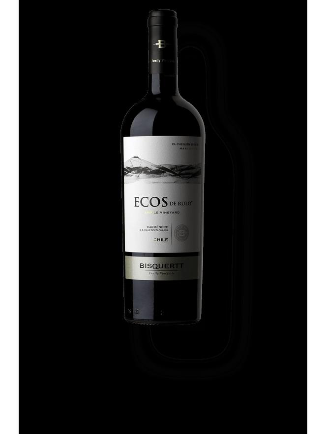 Bisquertt Ecos de Rulo Single Vineyard Carménère 2015