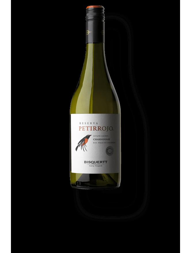 Bisquertt Petirrojo Reserva Chardonnay 2017