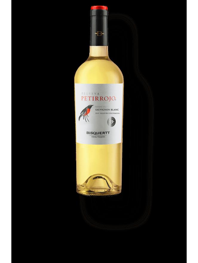 Bisquertt Petirrojo Reserva Sauvignon Blanc 2017