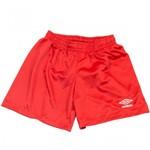 Bizz Store - Calção Infantil Menino Futebol Umbro TWR Aria Junior