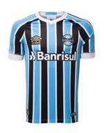 Bizz Store - Camisa Oficial Masc Umbro Grêmio 2018 Número 10