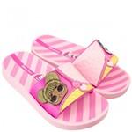 Bizz Store - Chinelo Slide Infantil Ipanema Lol Surprise