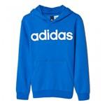 Bizz Store - Moletom Infantil Masculino Adidas YB Lin Hood