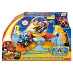 Blaze - Conjunto Vulcão em Chamas DGK85 - Fisher Price - Mattel