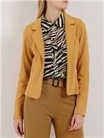 Blazer Feminino Autentique Amarelo
