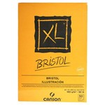 Bloco Bristol Canson Xl 180 G A4 050 Fls 60039172