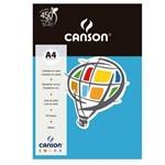 Bloco Canson Color Azul Mar 180g/M² A4 210 X 297 Mm com 10 Folhas - 66661265