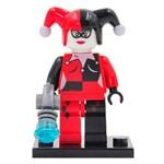 Bloco de Montar Arlequina Harley Quinn Esquadrão Suicida DC Compatível LEGO