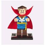 Bloco de Montar Doutor Estranho Stephen Vincent Strang Marvel Vingadores Compatível LEGO