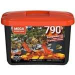 Bloco de Montar - Mega Bloks - Mega Construx - Pro Builders - 790 Pecas MATTEL