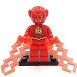 Bloco de Montar The Flash Liga da Justiça DC Compatível LEGO